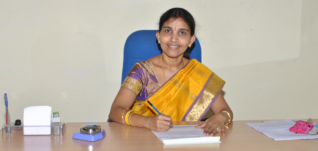 secretary selvam college of technology