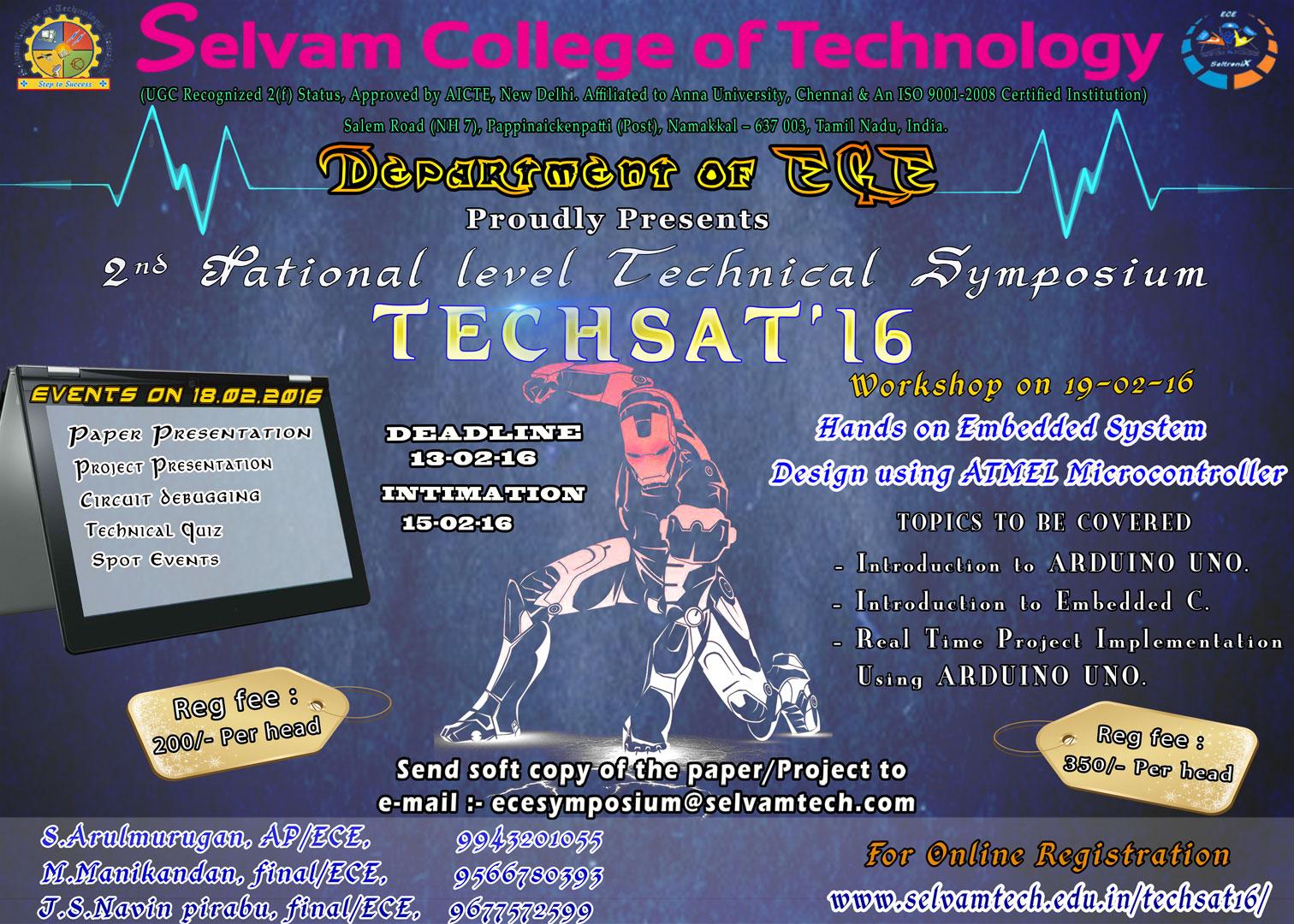 techsat16