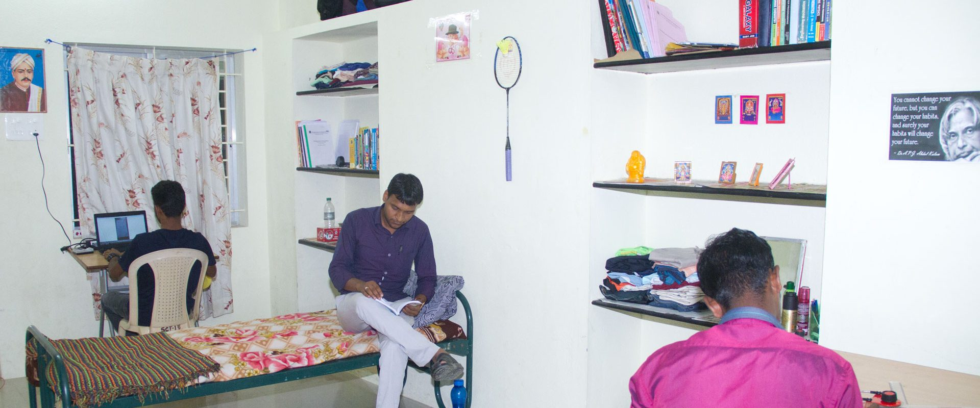 Boys Hostel - Interior