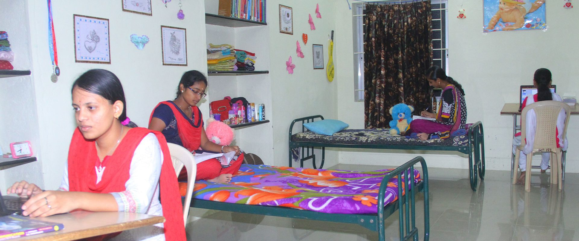Girls Hostel - Interior