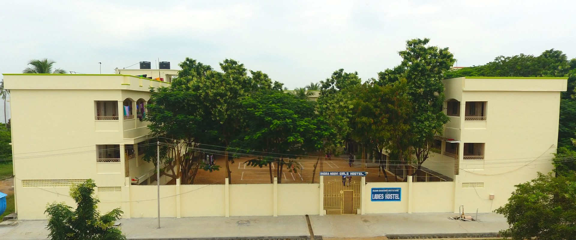 Girls Hostel - Exterior
