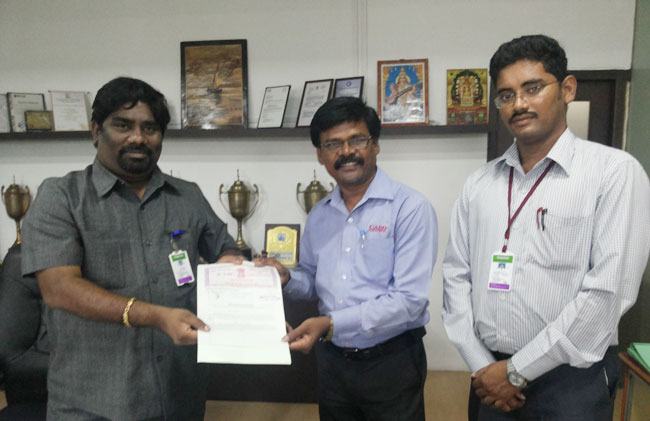 Memorandum of Understanding with CADD Centre. 7