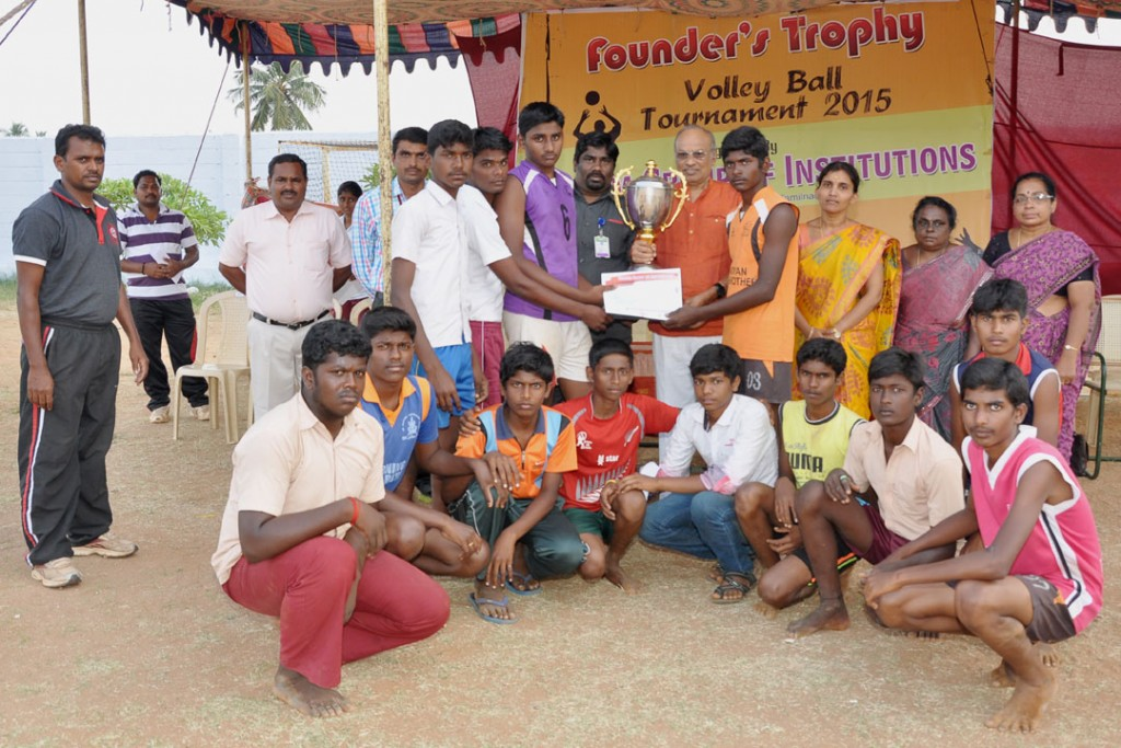 Founder's Trophy Volley Ball Tournament Photos 1