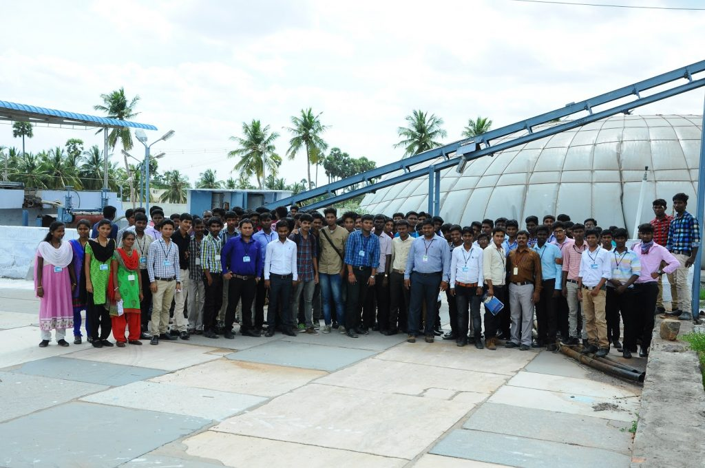 One day National Level Workshop on Biogas Production and its Utilization on CI engine. 6