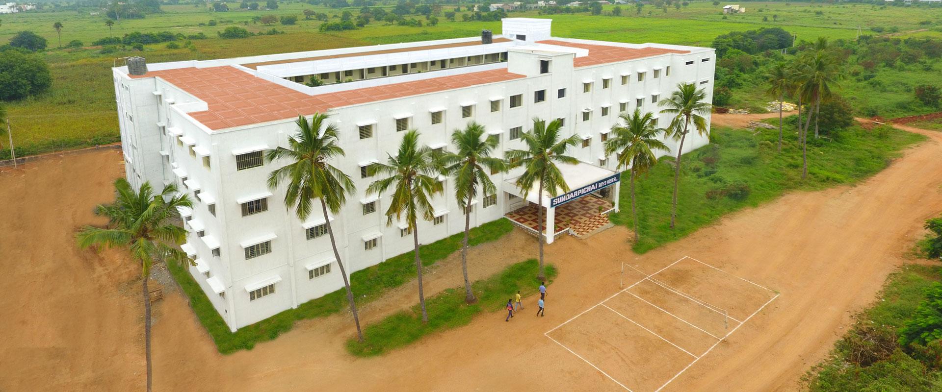 Hostel Facility 1