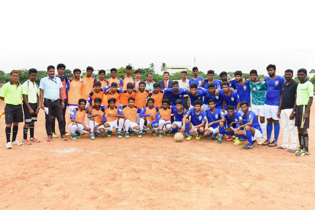 Football Tournament Inauguration. 10