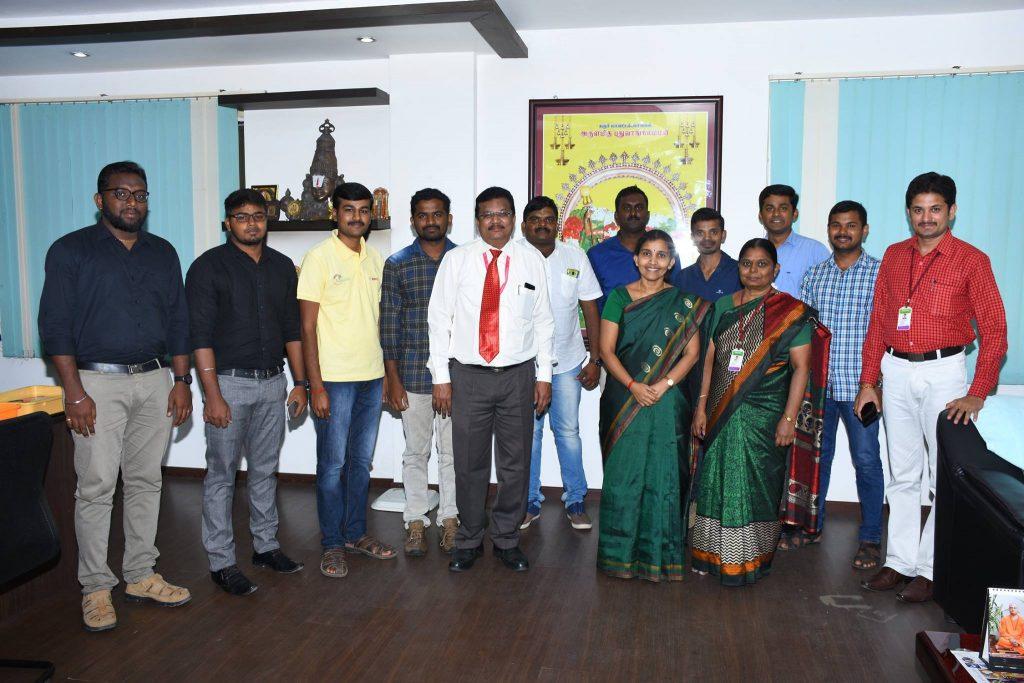 SCT MOCK INTERVIEW '18 - Selvam College of Technology