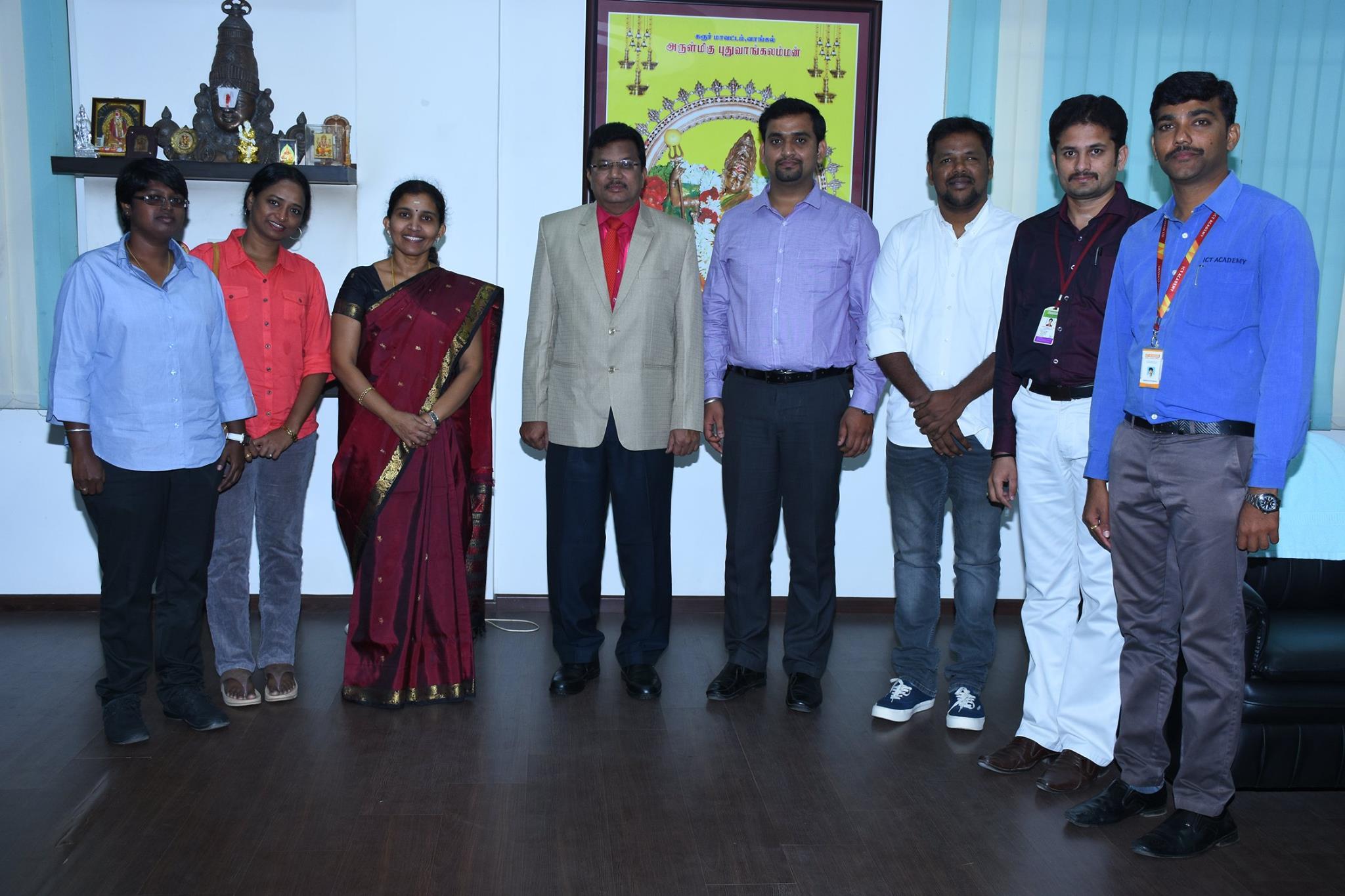 ICT Academy of Tamil Nadu - Power Seminar 5th edition. 1